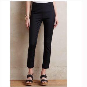 Anthropologie | The Essential Skinny Black pants